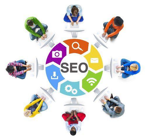 Posizionamento nei motori di ricerca seo - con le nostre tecniche seo acronimo di search engine optimization miglioriamo la posizione del tuo sito web.