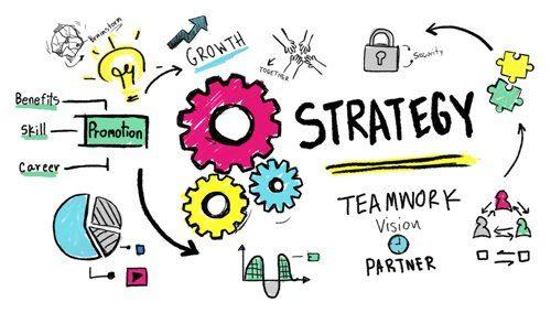 web strategy